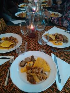 Isola Quassud Home Restaurant