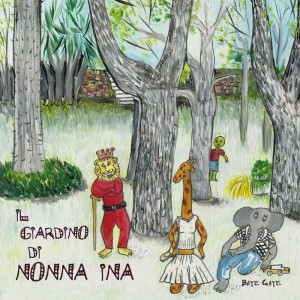 libro _Nel Giardino di Nonna Ina_, autore Baye Gaye, a cura di Isola Quassu_d, Duetredue Edizioni Lentini dicembre 2014.