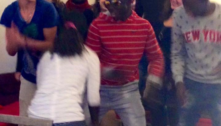 Dancing People at Isola Quassu_d feb '16